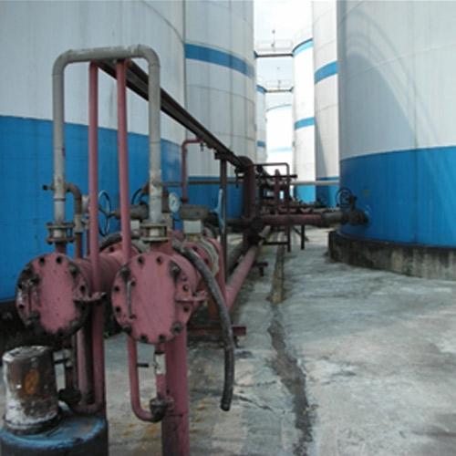 PACIFIC OILS & FATS INDUSTRIES SDN. BHD. JOHOR PORT Part 1